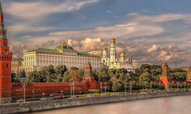 Moscou: Les «lionnes» au pays des Tsars
