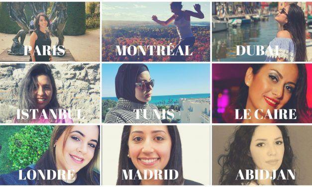 Les voyageuses sont à la recherche d'ambassadrices partout dans le monde. Et si c'était toi?