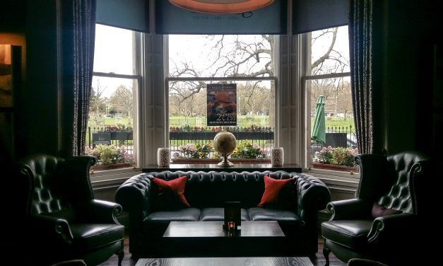 Testé par les voyageuses: Hôtel Black Ivy à Edimbourg
