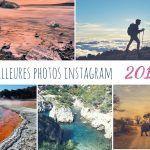 les meilleures photos Instagram 2017 de blogueurs voyage