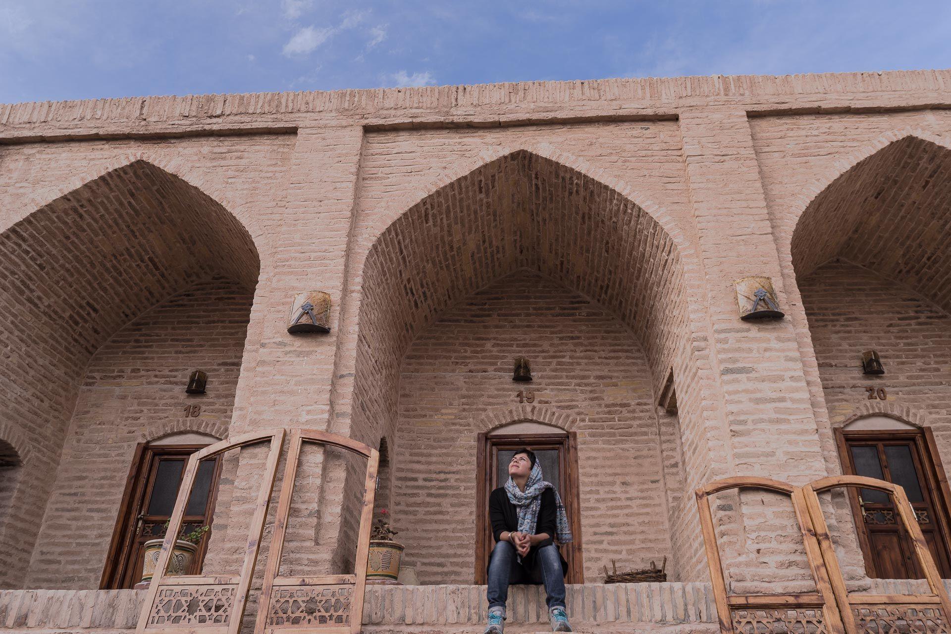 Lesvoyageuses-Iran-Desert-Central-Caravanserail-Kuhpa-14