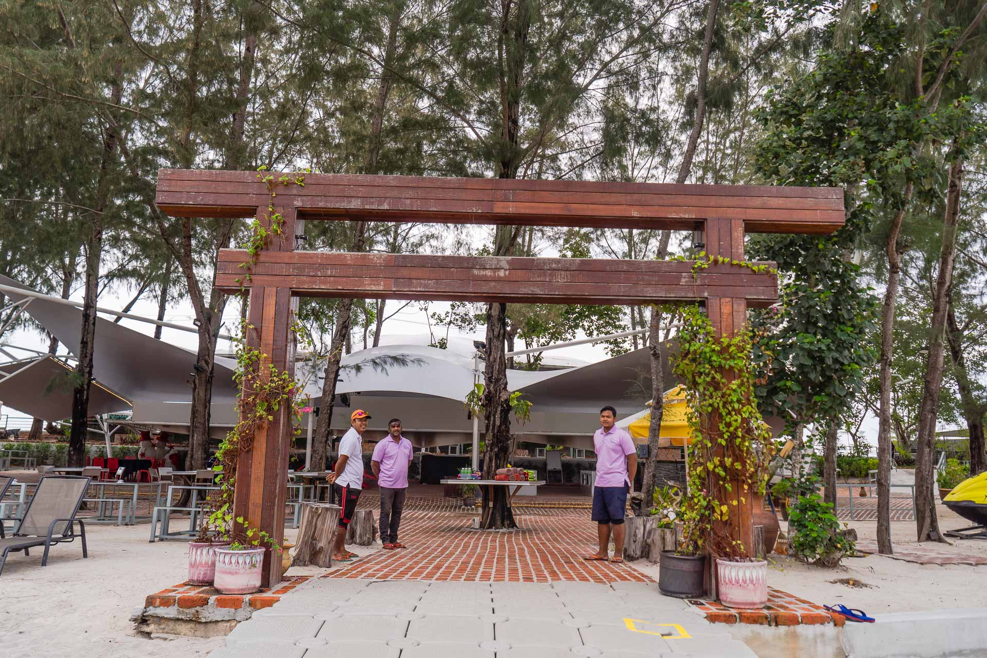 Testé par Les Voyageuses : Ile privée Paradise 101 à Langlawi, Malaisie