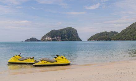 Testé par Les Voyageuses : Malaisie, l'archipel de Langkawi en jet ski