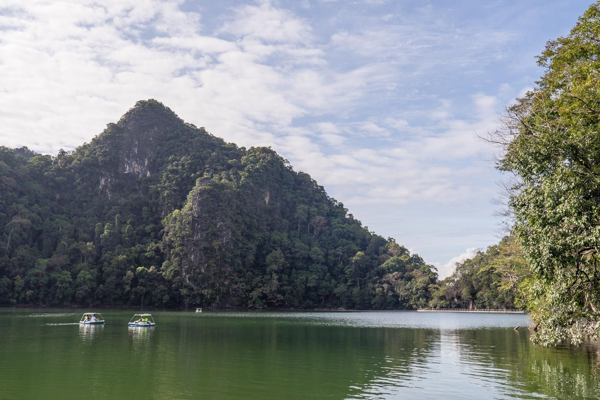 Lesvoyageuses-Malaisie-Langkawi-archipel-jet-ski-2