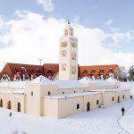 Des idées d'escapades sous la neige au Maroc