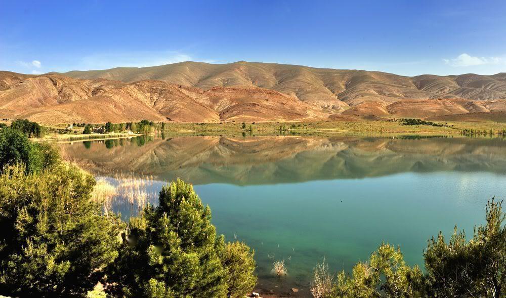 destinations insolites au Maroc - Lac Isli