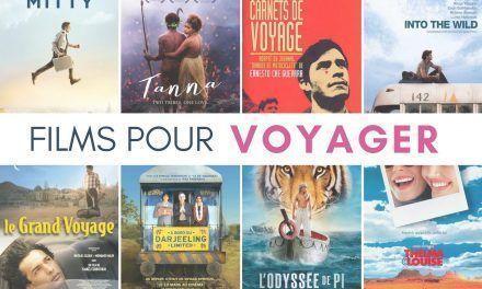 Des films cultes pour voyager depuis ton canapé