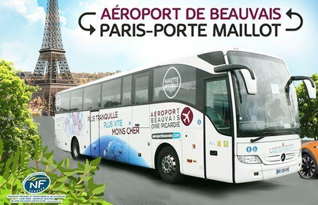 Ton city guide de paris l essentiel pour d couvrir la - Navette paris porte maillot aeroport de beauvais ...