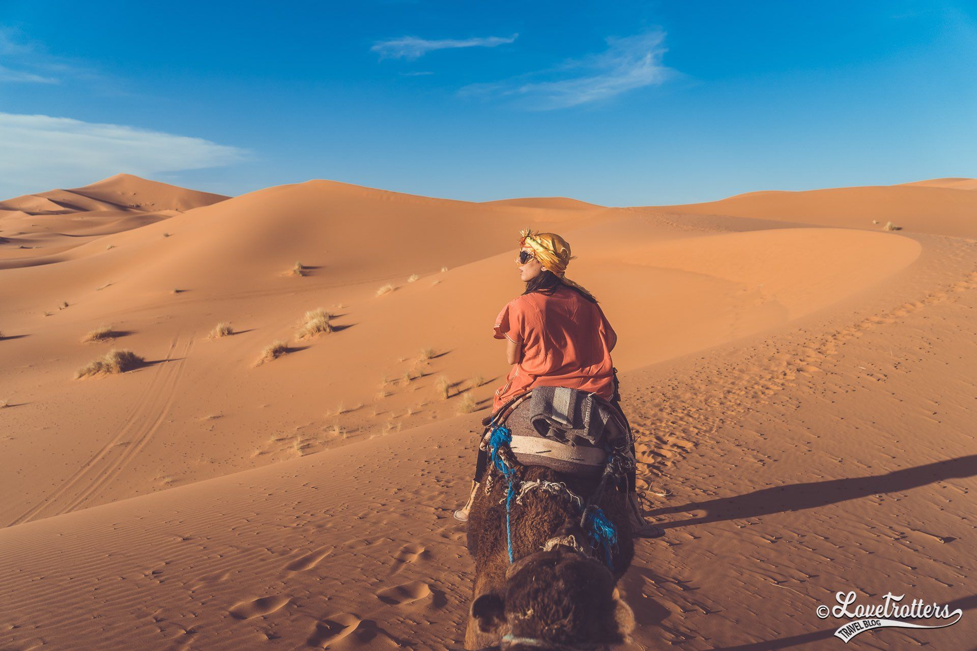 voyage maroc 1 mois