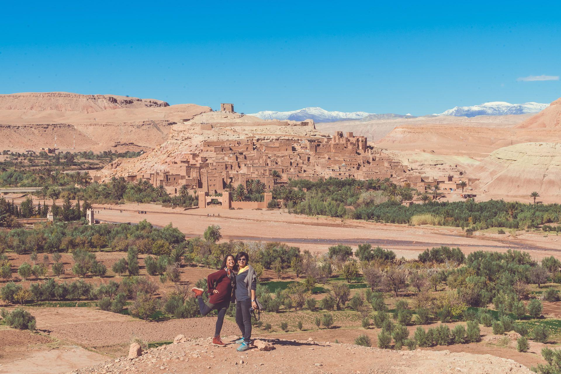 Roadtrip au maroc itin raire entre marrakech ouarzazate - Chambre chez l habitant marrakech ...