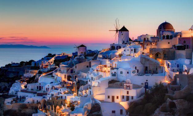 Les voyageuses ont voté : Les villes les plus romantiques en Europe sont…