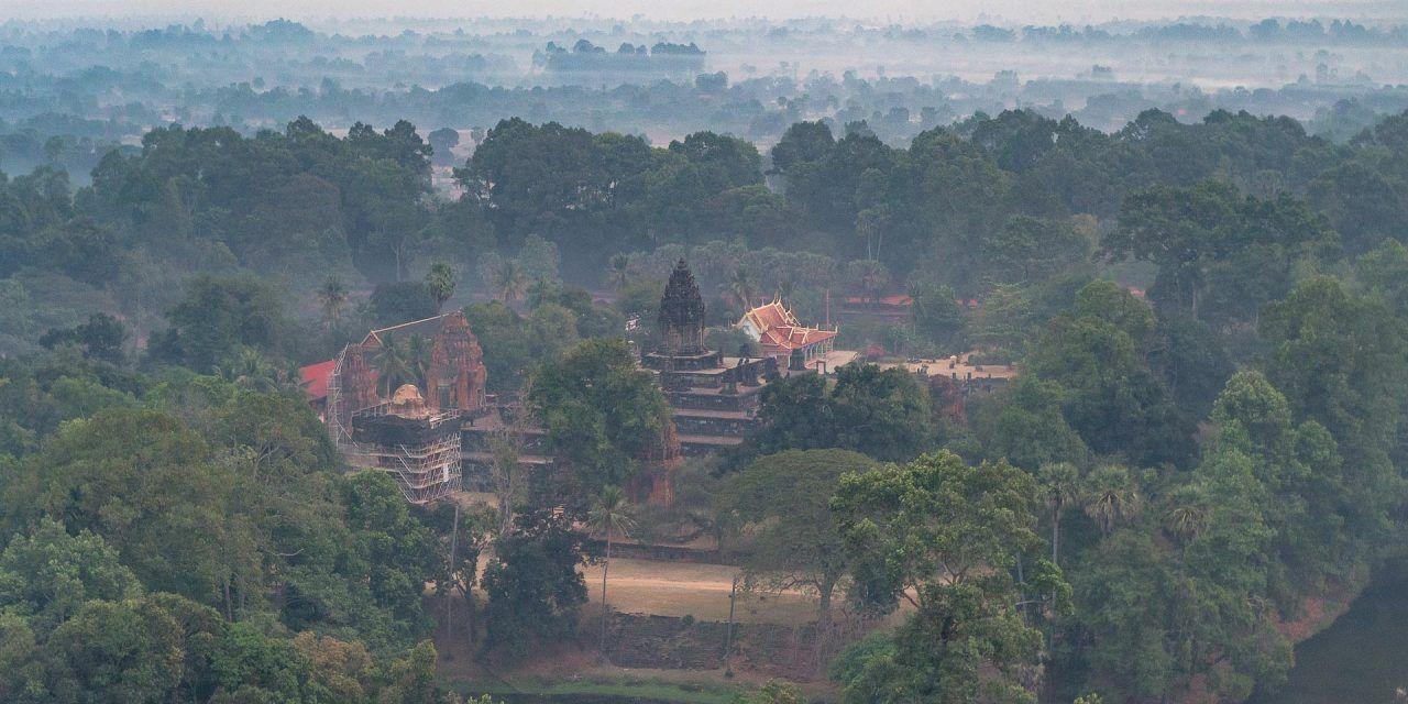 Testé par Les Voyageuses : Vol en montgolfière à Siem Reap avec eOasia