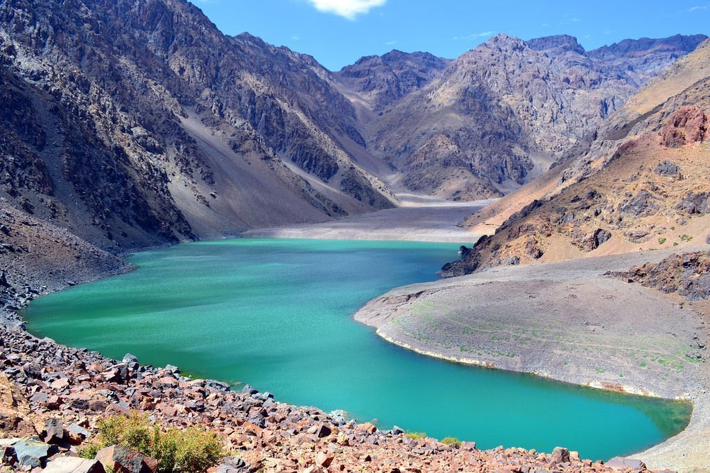 Les plus belles randonnées au Maroc - lac Ifni