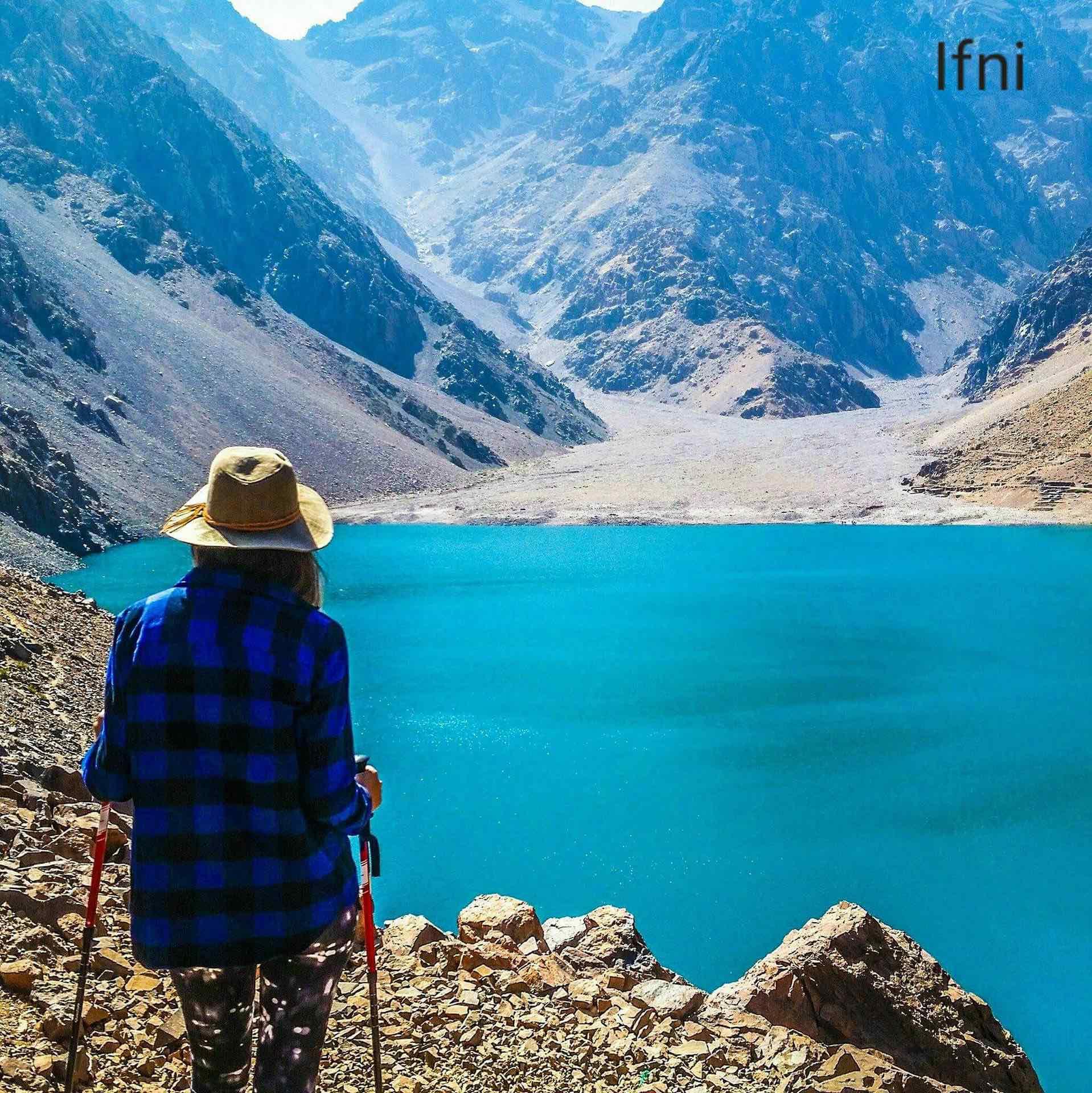les plus beaux lacs à visiter au Maroc - Lac Ifni