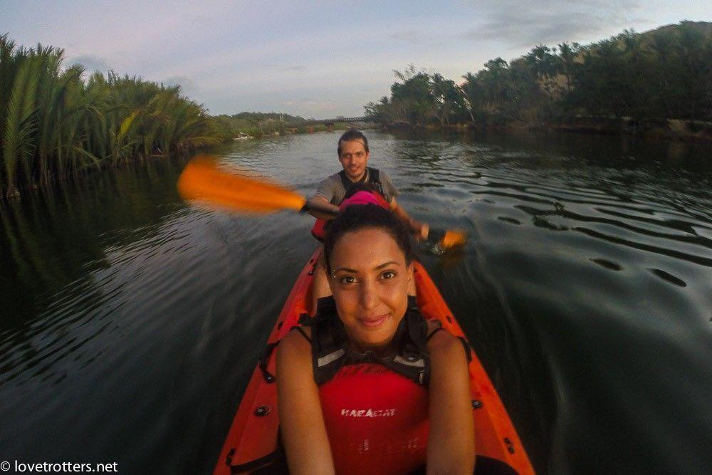 les-voyageuses-test-kayak-nocturne-lucioles-bohol-philippines
