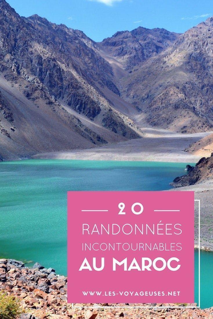 Randonnée au Maroc - les plus beaux circuits et itinéraires