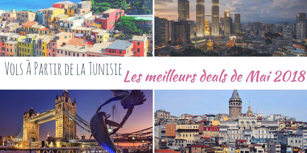 voyage tunisie mai