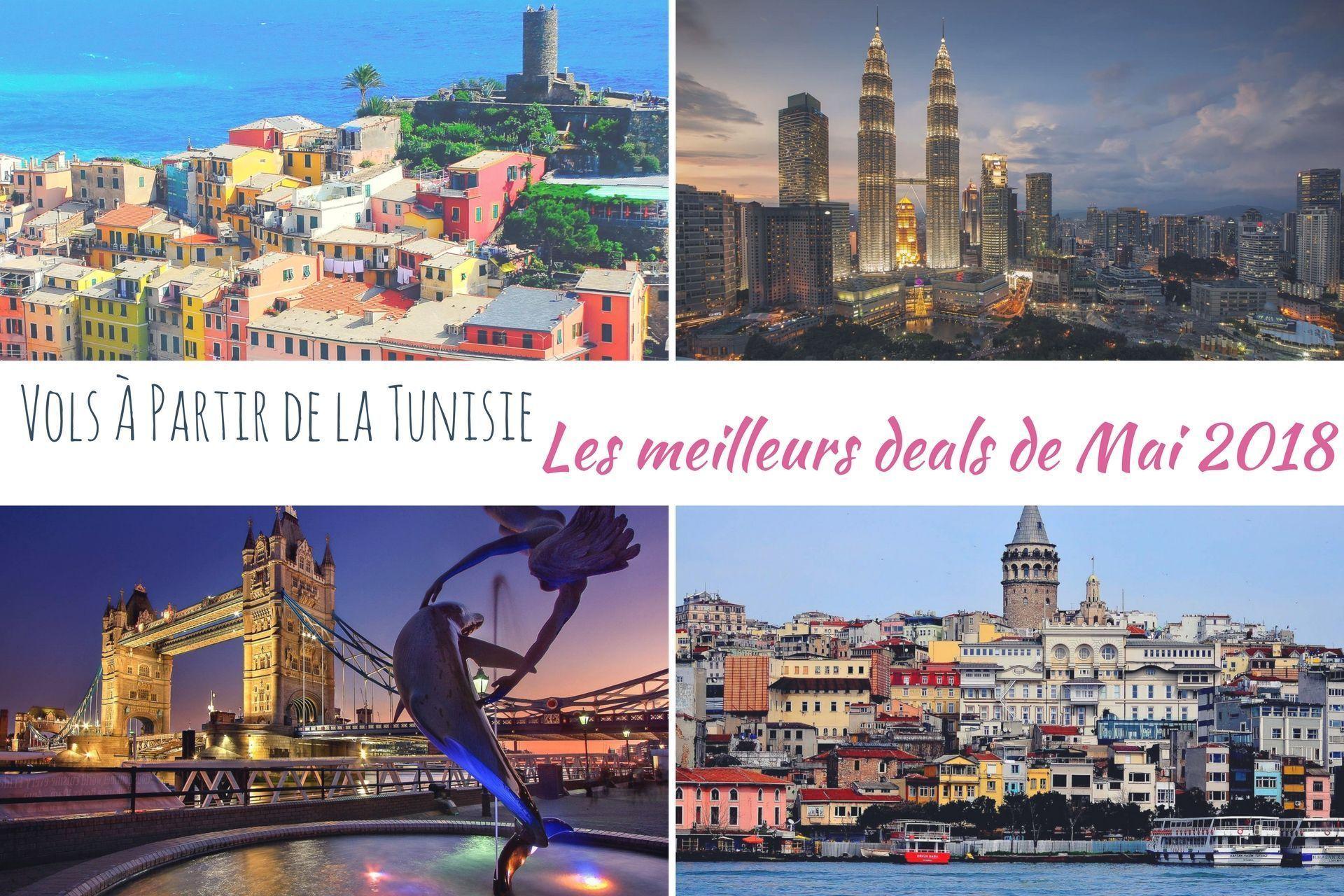 les meilleurs deals de vols partir de la tunisie en mai 2018 les voyageuses. Black Bedroom Furniture Sets. Home Design Ideas