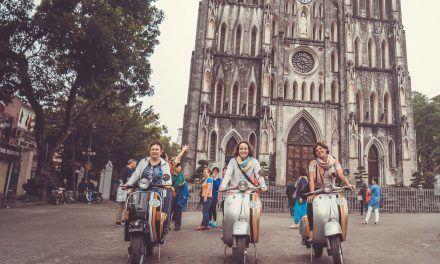Testé par Les Voyageuses : Visite de Hanoi en Vespa vintage