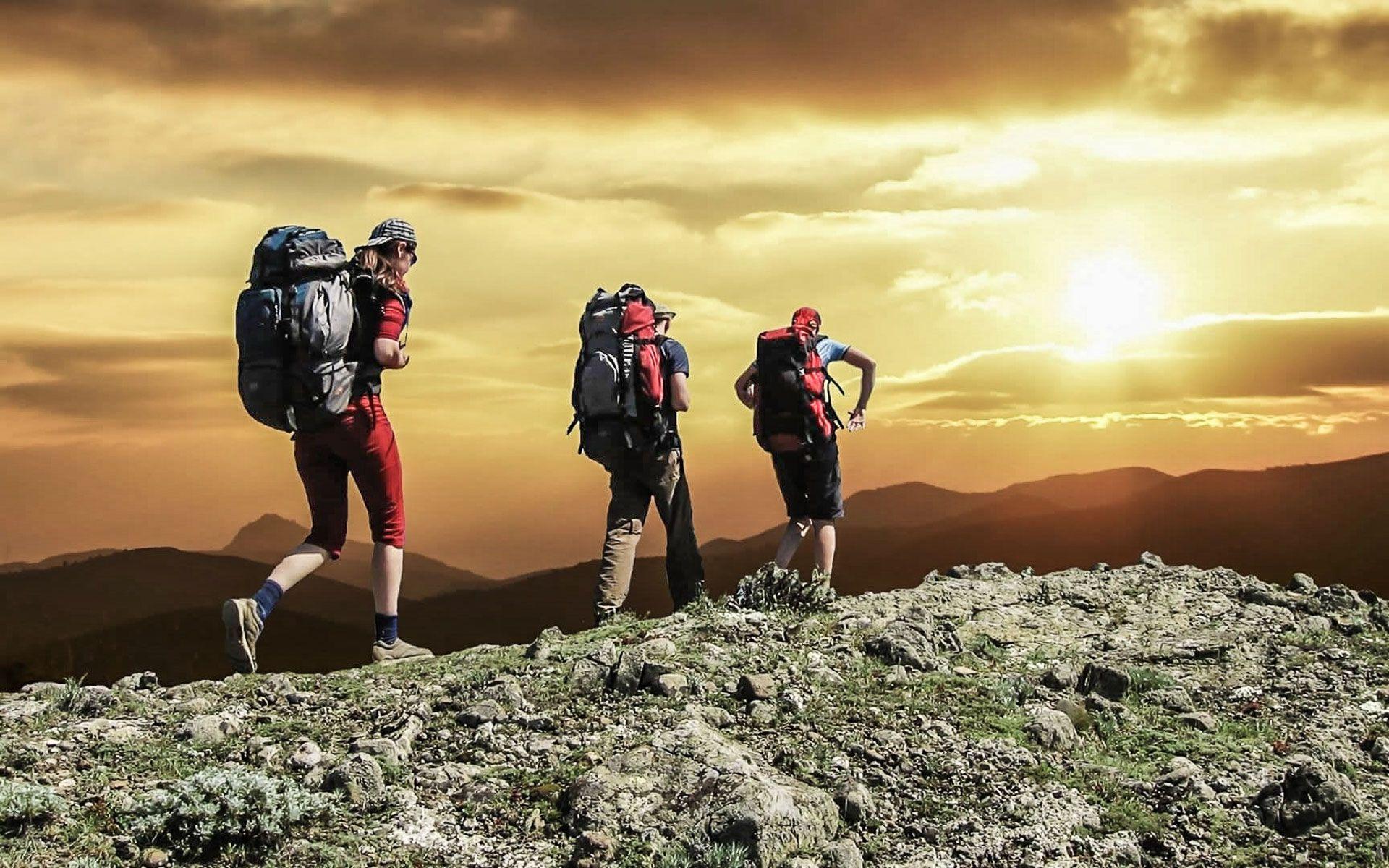 478b677414c8b Équipement et accessoires de randonnée : Les indispensables - Les ...