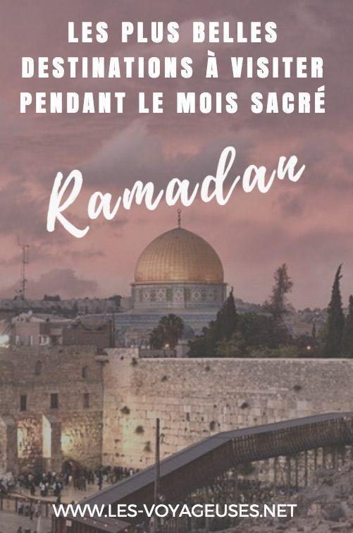 voyage maroc durant ramadan