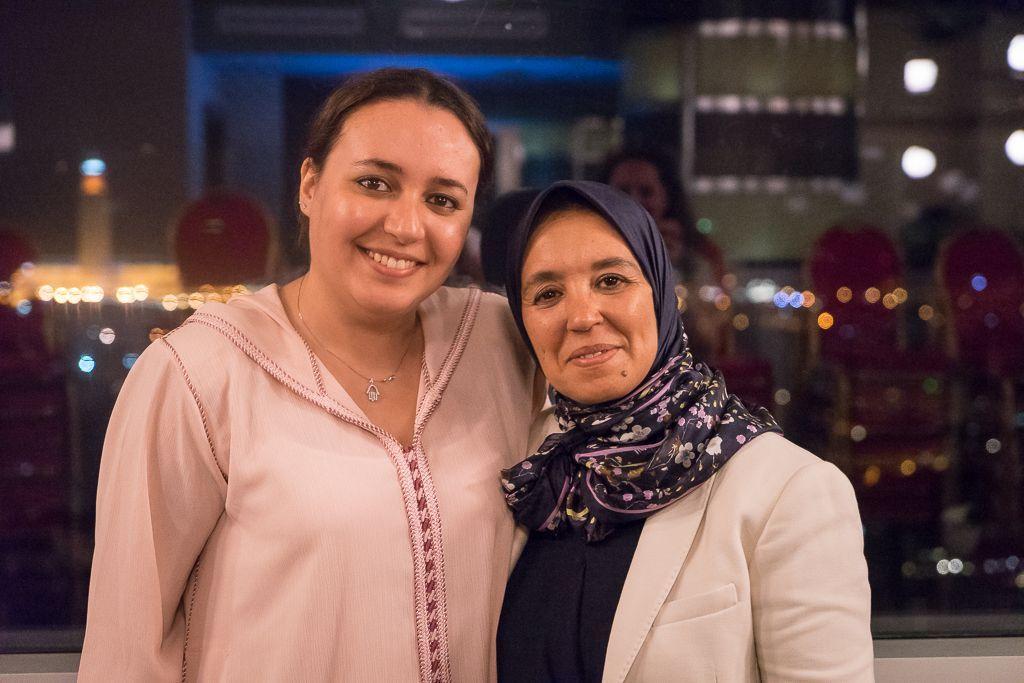 Ftours les voyageuses ramadan 2018
