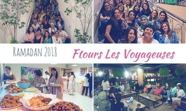 Participe aux Ftours solidaires organisés par Les Voyageuses en Ramadan 2018!