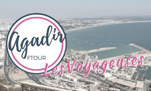 Ftour Les Voyageuses Ramadan 2018 – Agadir