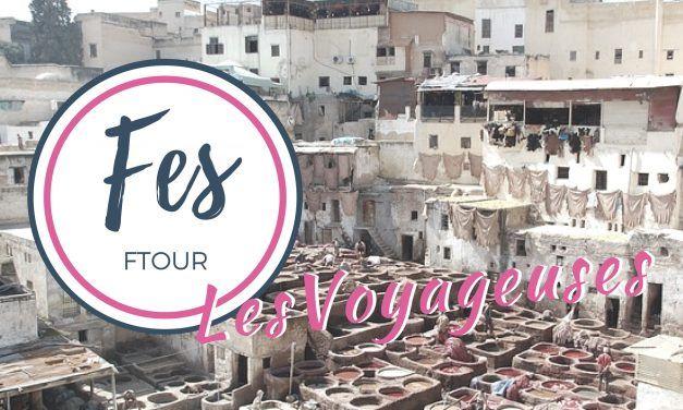 Ftour Les Voyageuses Ramadan 2018 – Fes
