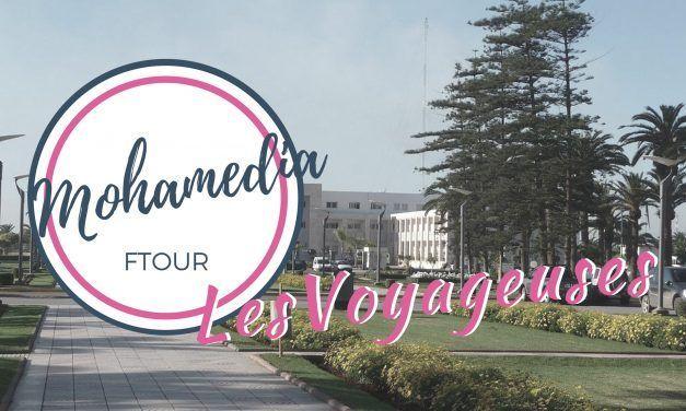 Ftour Les Voyageuses Ramadan 2018 – Mohamedia