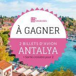 Concours «On s'envole vers Antalya»