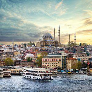 deal de voyage à Istanbul pour les voyageuses