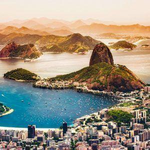 Inspirations ou voyager en juillet / Août : Voyage au brésil