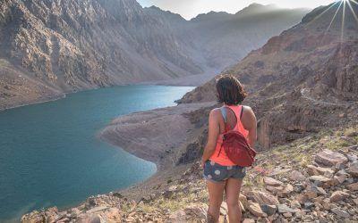 Comment organiser ton camping au magnifique Lac d'Ifni