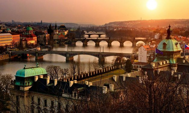 Je suis tombée amoureuse de Prague et tu le seras aussi…