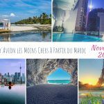 Les meilleurs deals de vols à partir du Maroc en Novembre 2018