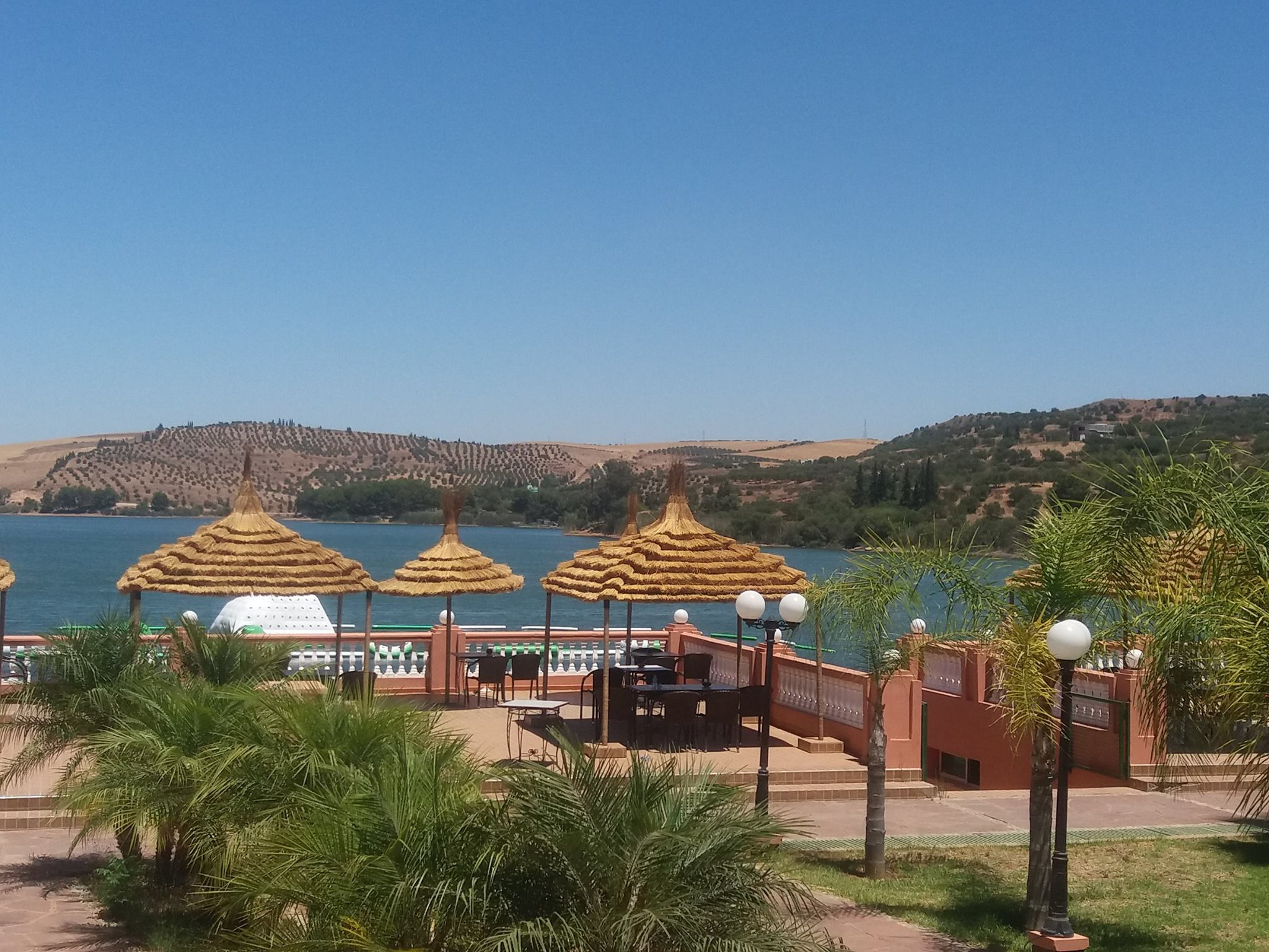les plus beaux lacs au Maroc - lac dayet aoua à Khemisset