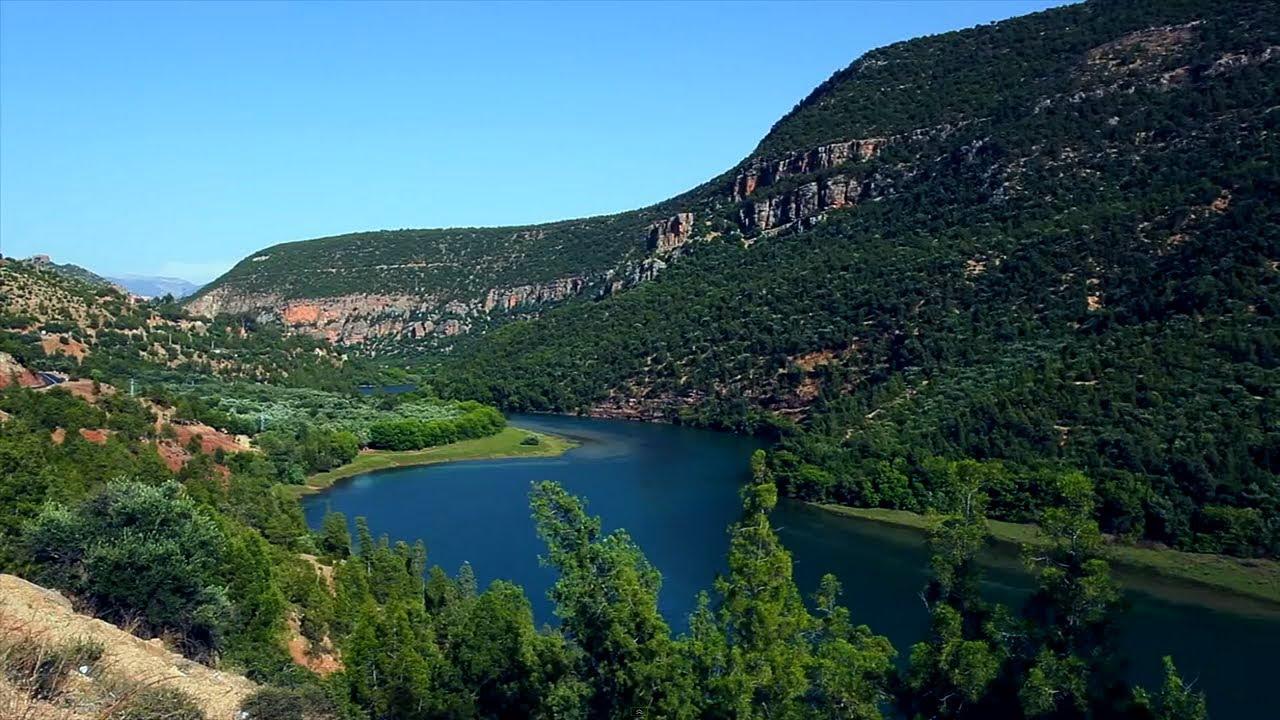 Les plus beaux lac à visiter au Maroc - Lac Asaka Beni Mellal