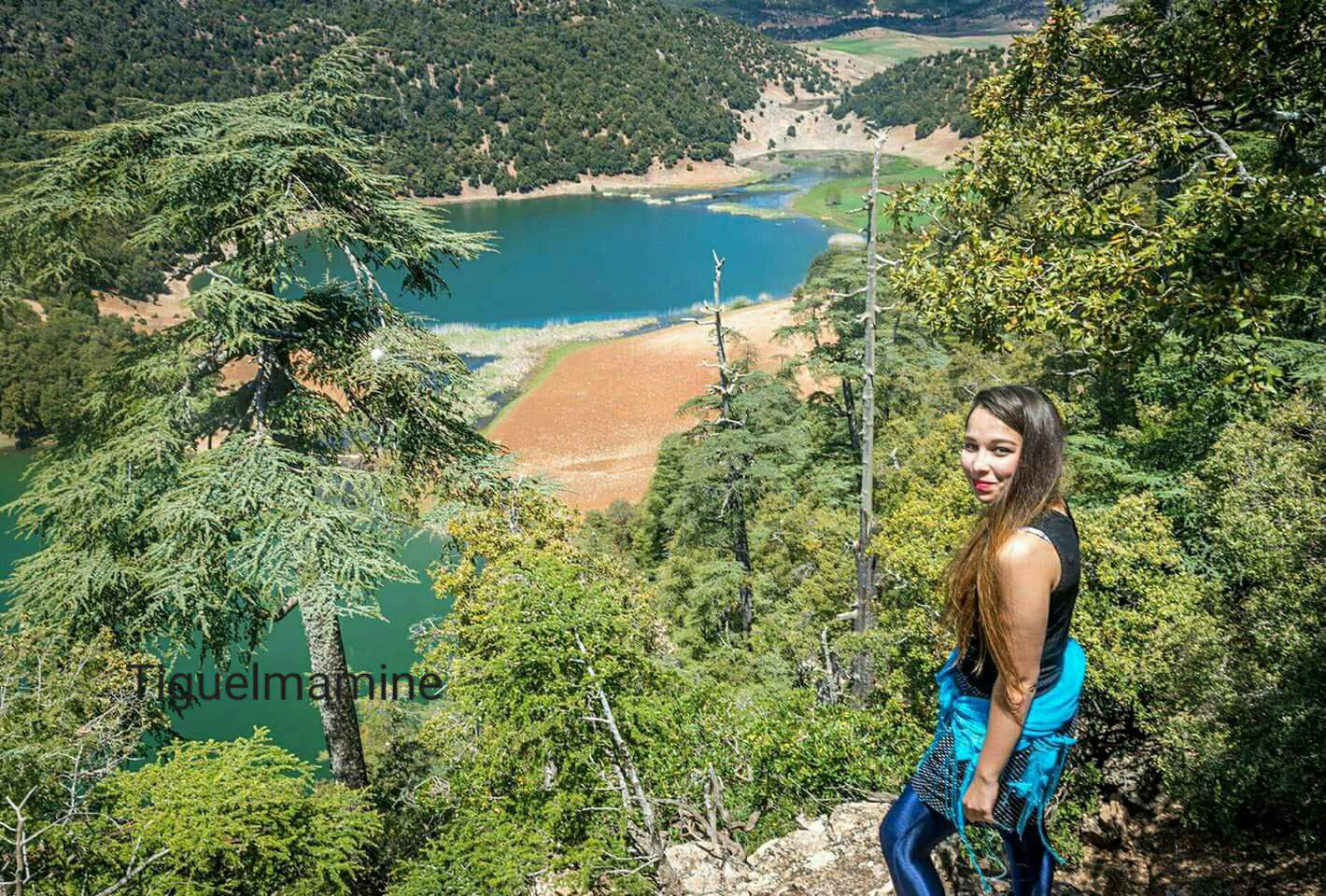 Les plus beaux lac à visiter au Maroc - Lac Tiguelmamine à Kenifra