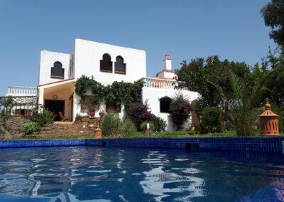 Testé par les Voyageuses au Maroc - La maison des oiseaux à Moulay Bousselham