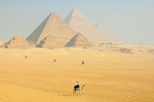 voyage au Caire - pyramides egypte