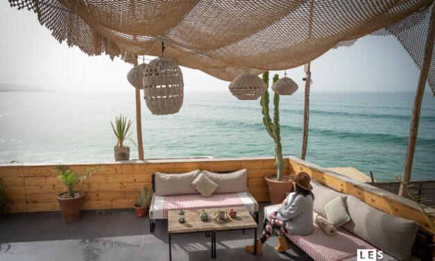 Testé par les voyageuses: World of Waves Surf & Yoga boutique hôtel à Taghazout