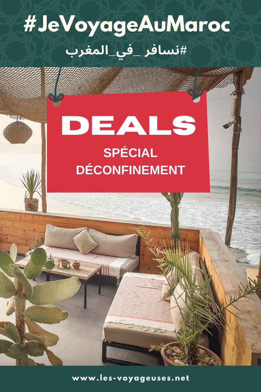 Consultez les deals de voyage au Maroc
