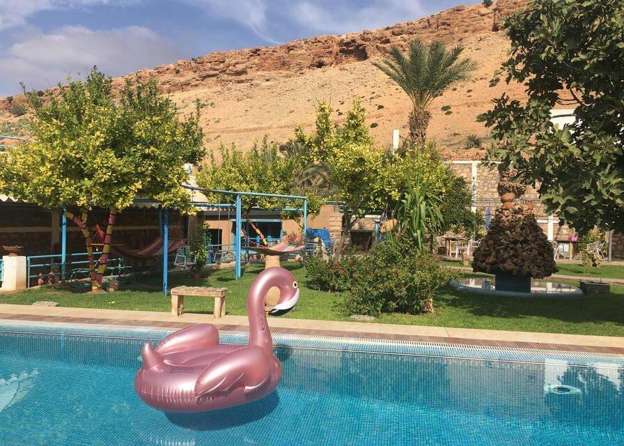 Testé par les voyageuses: Maison D'hôtes Ait Mouli à Bzou